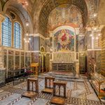 Holy Souls Chapel, Reliquary of Saint John Southworth, interior © Kristian Adolfsson arkitektur foto fotograf fotografering architectural photography photographer architecture building bilder; 20160929; GB, Great Britain | United Kingdom | Storbritannien, Greater London, London